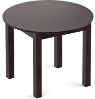 Обеденный стол Eligard Moon / СК (венге мали) -