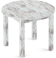 Обеденный стол Eligard Moon / СК (дуб меловой) -