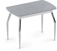 Обеденный стол Eligard Fly 1 / СБ1 (мрамор серый) -