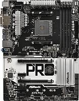 Материнская плата AsRock X370 Pro4 -