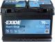 Автомобильный аккумулятор Exide ECM EL700 (70 А/ч) -