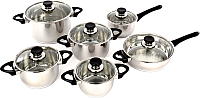Набор кухонной посуды BergHOFF Essentials Vision Premium 1112105 -