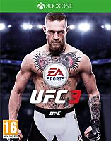 Игра для игровой консоли Microsoft Xbox One UFC 3 -