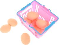 Набор игрушечных продуктов Наша игрушка Яйца / 8989-50 -