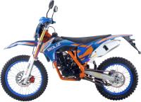 Мотоцикл Roliz Sport 008 (синий) -