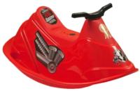Качалка детская PalPlay Водный мотоцикл / 544 (красный/черный) -