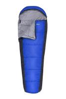 Спальный мешок Jungle Camp Bison Jr / 70941 (серый/синий) -