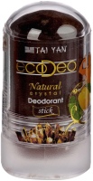 Дезодорант шариковый TaiYan Кристалл с лакучей для мужчин / 3398103 (60г) -