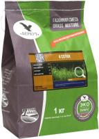 Семена газонной травы БЕРКУТ 4 сотки (1кг) -