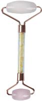 Массажер ручной Yiwu Youda Для лица и зоны декольте (розовый) -