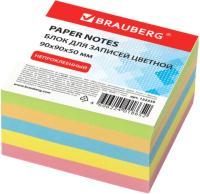 Блок для записей Brauberg 122339 -
