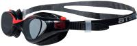 Очки для плавания Atemi M704 (черный/красный) -