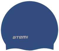 Шапочка для плавания Atemi SC102 (синий) -