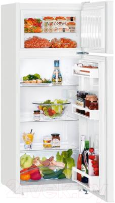 Холодильник с морозильником Liebherr CT 2531