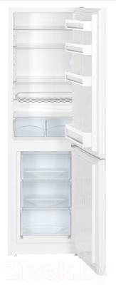 Холодильник с морозильником Liebherr CU 3331