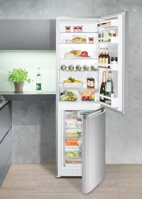 Холодильник с морозильником Liebherr CUef 3331