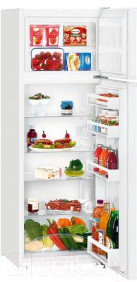 Холодильник с морозильником Liebherr CT 2931