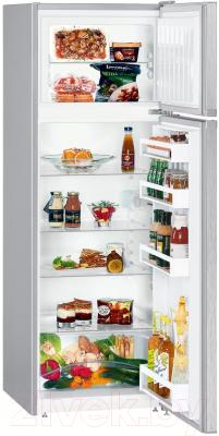 Холодильник с морозильником Liebherr CTel 2931