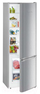Холодильник с морозильником Liebherr CUel 2831