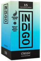 Презервативы INDIgo Classic №15 -