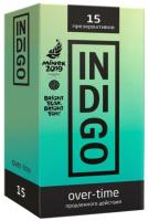 Презервативы INDIgo Over-Time №15 продленного действия -