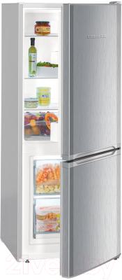 Холодильник с морозильником Liebherr CUel 2331