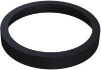 Рамка для встраиваемого светильника Maytoni Kappell DLA040-01B -