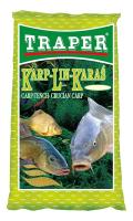 Прикормка рыболовная Traper Популярная Линь-Карась (1кг) -