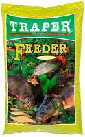 Прикормка рыболовная Traper Популярная Feeder (1кг) -