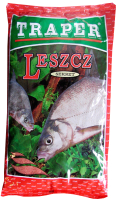 Прикормка рыболовная Traper Sekret Лещ (1кг, красный) -