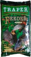 Прикормка рыболовная Traper Sekret Feeder (1кг, черный) -