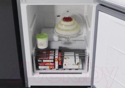 Холодильник с морозильником Hotpoint-Ariston HTS 9202I BX O3