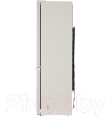 Холодильник с морозильником Hotpoint-Ariston HTR 5180 M