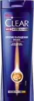 Шампунь для волос Clear Carat против перхоти для мужчин против выпадения волос (200мл) -
