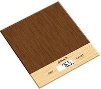 Кухонные весы Atlanta ATH-6207 (коричневый) -