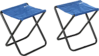 Комплект складной мебели Ника НПС (синий) -