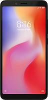 Смартфон Xiaomi Redmi 6A 2GB/16GB (черный) -
