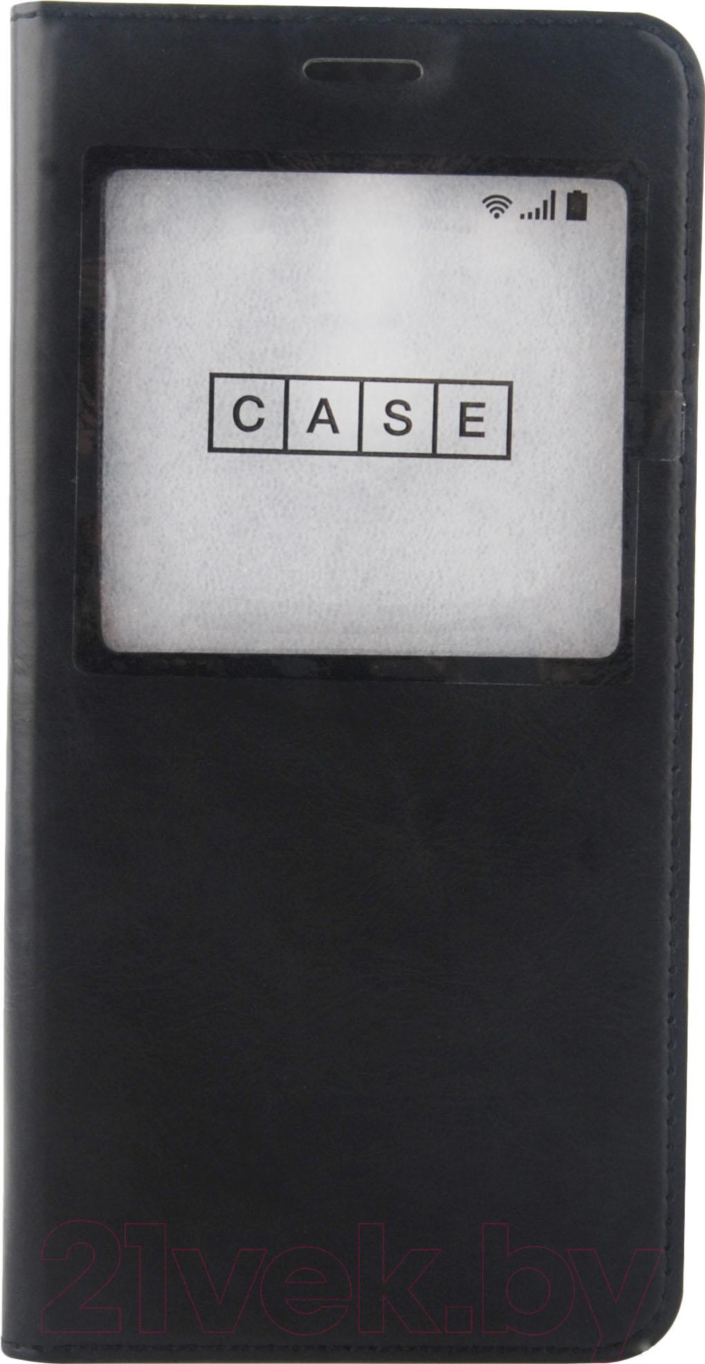 Купить Чехол-книжка Case, Hide Series для Mate 10 Pro (черный), Китай