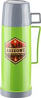 Термос для напитков Arizone 27-210440 (зеленый) -