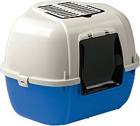 Туалет-домик Ferplast Mika / 72038099 (синий) -