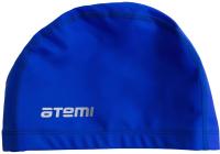 Шапочка для плавания Atemi СС103 (синий) -