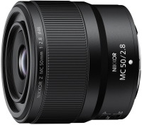 Стандартный объектив Nikon Nikkor Z MC 50mm f/2.8 -
