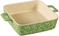 Форма для запекания Appetite YR100035A-10 (зеленый) -