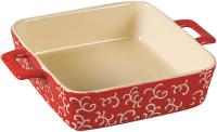 Форма для запекания Appetite YR100035Q-12.5 (красный) -