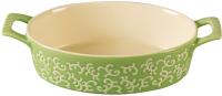 Форма для запекания Appetite YR100038A-12 (зеленый) -
