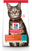 Корм для кошек Hill's Science Plan Adult Optimal Care Tuna (0.3кг) -