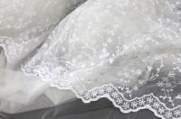 Ткань гардинная Si Brano White (3x7м) -