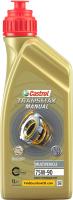 Трансмиссионное масло Castrol Transmax Manual Multivehicle 75W90 / 15D816 (1л) -