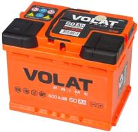 Автомобильный аккумулятор VOLAT Prime R+ (60 А/ч) -
