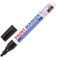 Маркер строительный Brauberg Professional Plus / 151445 (черный) -